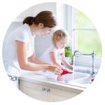 dezynfekcja wody w gospodarstwach domowych za pomocą promieni UV